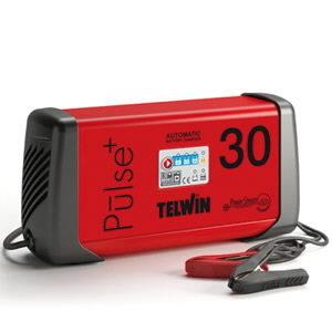 6-12-24V automaatne akulaadija PULSE 30, Telwin