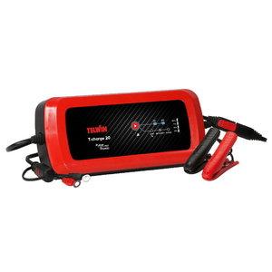 12/24V elektrooniline, veekindel akulaadija T-Charge 20, Telwin