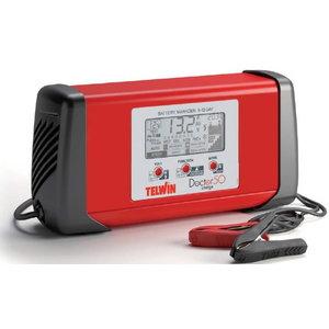 6/12/24V elektrooniline akulaadija Doctor Charge 50, Telwin