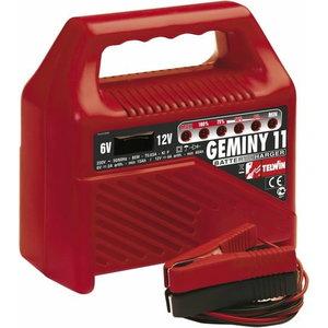 Lādētājs GEMINY 11 (6-12 V)+-