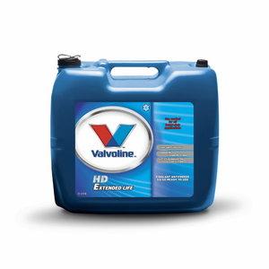 Охлаждающая жидкость HD EXTENDED LIFE 50/50 RTU готовая смесь 20L, VALVOLINE