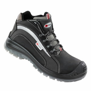 Safety boots Adamello 00L Endurance, darkgrey, S3 SRC 47, Sixton Peak