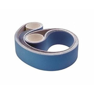 Sanding belt 77x2400mm / K80 / Slik 5.0 - 3pcs, Scheppach