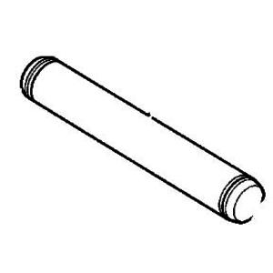 Pin pivot 460mm long, JCB