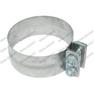 EXHAUST CLAMP, TVH Parts