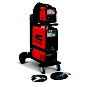 INVERPULSE 625 R.A. MIG-TIG-MMA inverter welding machine, Telwin