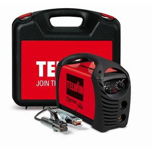Electrode-welder Force 195 + ACX + Plastic carry case, 230V, Telwin