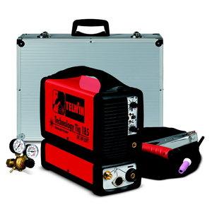 TIG aparatas Technology TIG 185 DC HF/LIFT 230V+alu case, Telwin