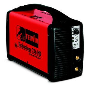 Elektrood-keevitusseade Technology 236 HD 230V, Telwin