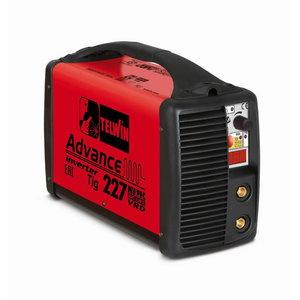 TIG-welder Advance 227 MV/PFC TIG DC-LIFT VRD, Telwin