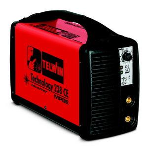 Elektrodu metināšanas iekārta Technology 238, Telwin