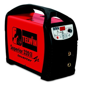 Inverterkeevitus  Superior 320 CE VRD, Telwin