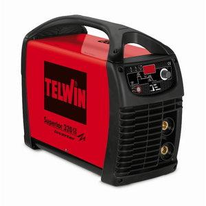 Elektrodu metināšanas iekārta Superior 320 CE VRD, Telwin