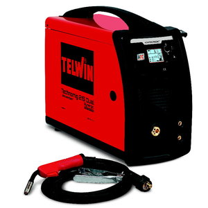 MIG/MAG metināšanas iekārta Technomig 215 Dual Synergic, Telwin