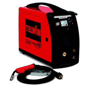 MIG-welder Electromig 220 Synergic, Telwin