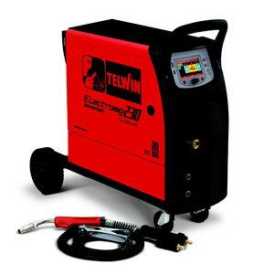 MIG-welder Electromig 230 WAVE, pulse, Telwin