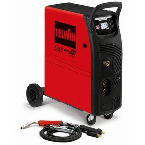 MIG/MAG metināšanas iekārta Electromig 300 Synergic 400V 3f, Telwin