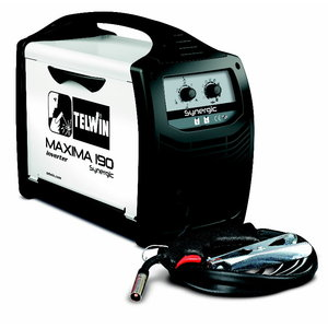 Suvirinimo pusautomatis MAXIMA 190 Synergic, Telwin