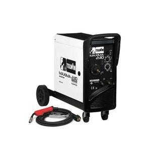 MIG/MAG metināšanas iekārta Maxima 230 Synergic, Telwin