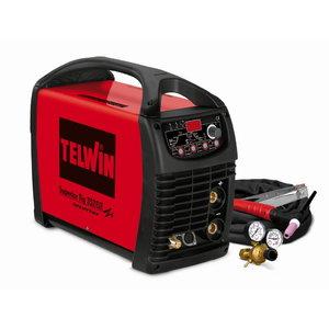 TIG suvirinimo aparatas Superior TIG 252 AC/DC +Tig priedai, Telwin