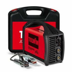 Elektrood-keevitusseade Tecnica 211/S plastkohvris - MMA kom, Telwin