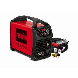 TIG-welder Superior TIG 311 DC-HF/LIFT VRD with accessories, Telwin