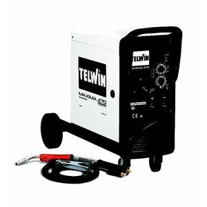 MIG/MAG metināšanas iekārta MAXIMA 270, Telwin