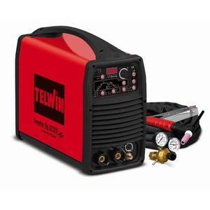 TIG-welder Superior TIG 322 AC/DC-HF/LIFT+Tig accessories, Telwin