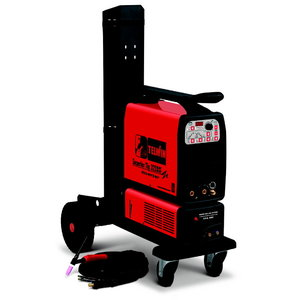 TIG-welder Superior TIG 322 AC/DC-HF/LIFT AQUA +acc+trolley, Telwin