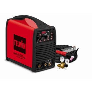 TIG-welder Superior TIG 422 AC/DC-HF/LIFT+Tig accessories, Telwin