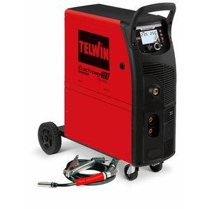 MIG Metināšanas aparāts Electromig 400 Synergic 400V 3f, Telwin
