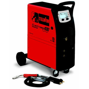MIG Suvirinimo aparatas Electromig 400 Synergic 400V 3f, Telwin