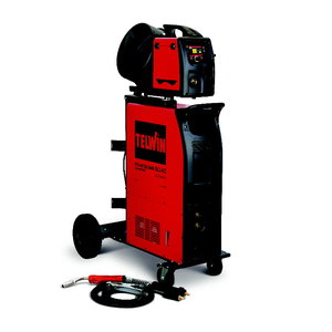 MIG-welder Inverpulse 60.40 WAVE BASE, Telwin