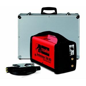 Invertervooluallikas Technology 186 HD 230V, Al.  в чемодане, TELWIN