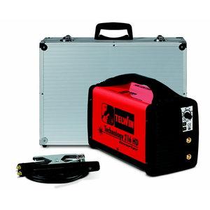 Elektrood-keevitusseade Technology 216 HD 230V Al.kohvris (8, Telwin