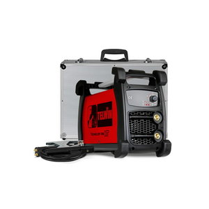 Electrode-welder Technology 236 XT+ acc.in alum.carry case,, Telwin