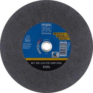 Diskas 80 T350-2,8 A 36K PSF-CHOP 25,4, Pferd