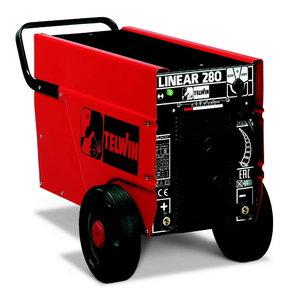 Elektrodinis suvirinimo aparatas Linear 280 DC, Telwin