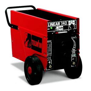 Elektrodu metināšanas iekārta LINEAR 340, Telwin