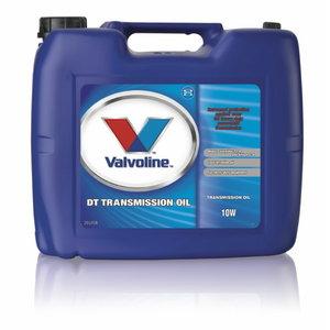 Трансмиссионное масло DT TRANSMISSION 10W 20L, VALVOLINE