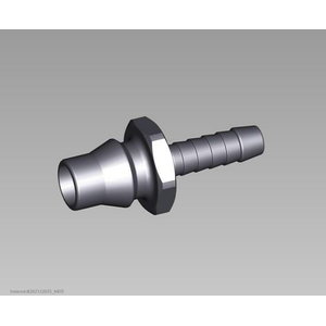 Rapid coupling for hose 6mm, Atlas Copco