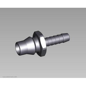 Kiirliitmik voolikule 6 mm