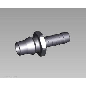 Kiirliitmik voolikule 8 mm