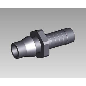 Rapid coupling for hose 10 mm, Atlas Copco