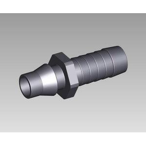Kiirliitmik voolikule 13 mm