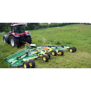 Rotary Mower  MultiCut 820, Spearhead