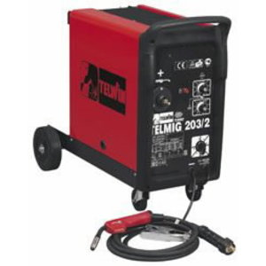 MIG Suvirinimo aparatas Telmig 203/2 Turbo, Telwin