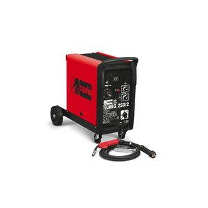MIG-welder Telmig 250/2 Turbo, Telwin