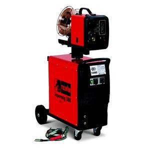MIG/MAG metināšanas iekārta SuperMig 380, Telwin