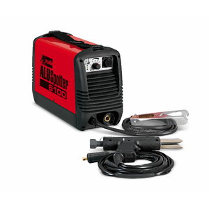 Dent pulling unit Aluspotter 6100, w.standard acc., Telwin